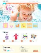 Hot Baby Shop v1.0 - детский интернет магазин на Joomla