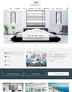 JM Apartments v1.04 EF4 - шаблон сайта недвижимости для Joomla