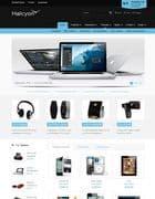 RT Halcyon v1.10 - шаблон интернет магазина техники для Joomla