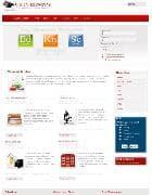YJ University v1.0 - образовательный шаблон для Joomla