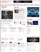 YJ Newsline v1.0 - шаблон новостного сайта для Joomla