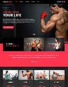 S5 Fitness Center v1.0 - шаблон сайта спортивного клуба