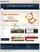 YJ Portfolio 2.0 v1.0 - шаблон сайта портфолио для Joomla