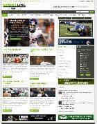 YJ Sportline v1.0.1 - шаблон спортивного сайта для Joomla