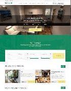 JUX Citilights v1.0.1 - шаблон тематики недвижимость для Joomla