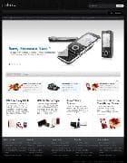 GK Pulse v1.0 - шаблон сайта обзора гаджетов для Joomla