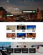 YJ Journey v1.0 - шаблон онлайн журнала о путешествиях