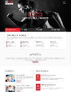 VT Fitness v1.2.0 - фитнес шаблон для Joomla