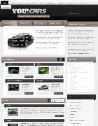 YJ Youcars v1.0 - шаблон авто сайта для Joomla
