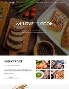 JM Best Food Bar v1.03 EF4 - шаблон сайта ресторана для Joomla