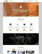 JXTC Paw Creative v3.4.0 - бизнес шаблон для Joomla