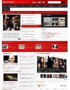 YJ Yournews v1.0.1 - шаблон новостного портала для Joomla
