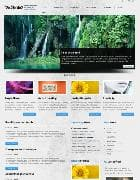 YJ Youstudio v1.0.1 - шаблон блога для Joomla