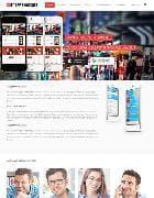 LT App Showcase v - премиум шаблон для Joomla