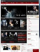 GK Memovie v2.7 - шаблон кино портала для Joomla