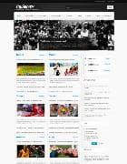 YJ YouSporter v1.0.1 - спортивный шаблон для Joomla