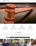 LT Law v - премиум шаблон для Joomla