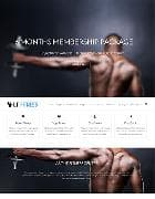 LT Fitness v - a premium a template for Joomla