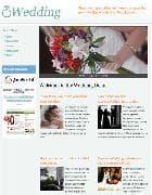 Wedding v - премиум шаблон для Joomla