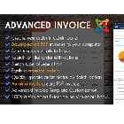 Advanced Invoices PRO v - the editor of accounts for Virtuemart 3