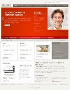 GK Corporate 2 v2.9 - бизнес шаблон для Joomla
