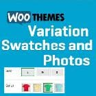 Woocommerce Variation Swatches and Photos v2.1.7 - the visual choice of color for a goods card in Woocommerce
