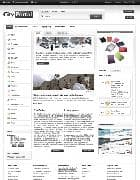 S5 City Portal v1.0 - шаблон городского портала для Joomla