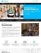 TX Academia v3.1.1 - премиум шаблон для образовательного сайта