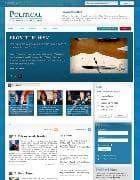 S5 Political v1.0 - шаблон блога для Joomla о политике