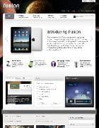 S5 Fusion v2.0.0 - бизнес шаблон для Joomla
