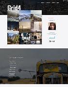 JB Grid4 v1.1.5 - премиум шаблон для портфолио фотографа