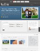 S5 Real Estate v2.0.0 - Joomla шаблон сайта о недвижимости