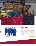 JM Sport v1.04 EF4 - премиум шаблон сайта о футболе