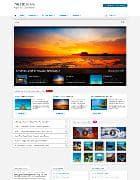 S5 Callie Rush v1.0 - туристический шаблон для Joomla