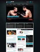 S5 Sports Nation v1.0 - шаблон спортивного сайта для Joomla