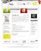 YOO Nu v1.5.5 - шаблон блога для Joomla