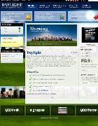 YOO Daylight v1.5.5 - шаблон блога для Joomla