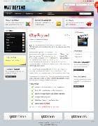 YOO Way Beyond v5.5.19 - шаблон блога для Joomla