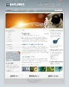 YOO Explorer v5.5.14 - шаблон для Joomla