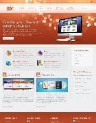 YOO Air v5.5.14 - бизнес шаблон для Joomla