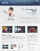 YOO Vanilla v5.5.15 - шаблон блога для Joomla