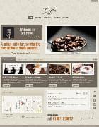 GK Coffe v2.15 - шаблон сайта кафе для Joomla