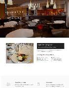 JP Qbar v1.0.001 - премиум шаблон для сайта ресторана