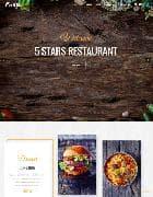ZT Foody v1.1.0 - премиум шаблон для сайта ресторана