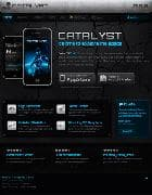 YOO Catalyst v1.0.7 - бизнес шаблон для Joomla