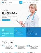 JS Doctor v1.8 - премиум шаблон для медицинского сайта