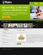 Shaper Unite v1.5 - бизнес шаблон для Joomla
