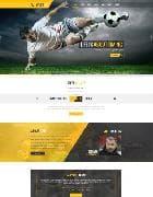Sport.AK v1.0.3 - спортивный шаблон для Joomla
