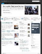 Shaper Alpha v1.6.0 - шаблон бизнес блога для Joomla