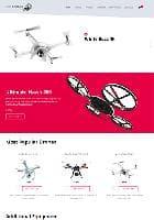 Hot Drones v2.7.9 - премиум шаблон интернет-магазина